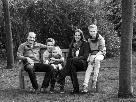 Familie Huerkamp