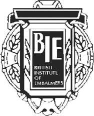 Mitglied im British Institute of Embalmers www.bioe.co.uk