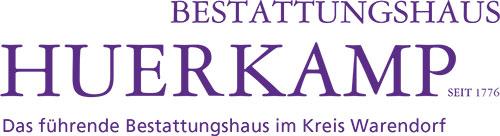 Huerkamp Bestattungen Logo