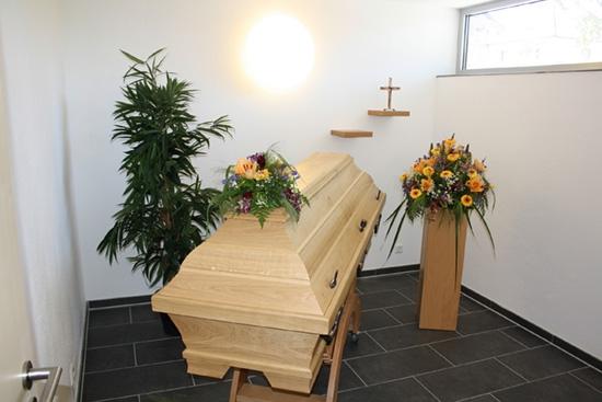 Abschiedsraum am St. Elisabeth-Hospital, Beckum
