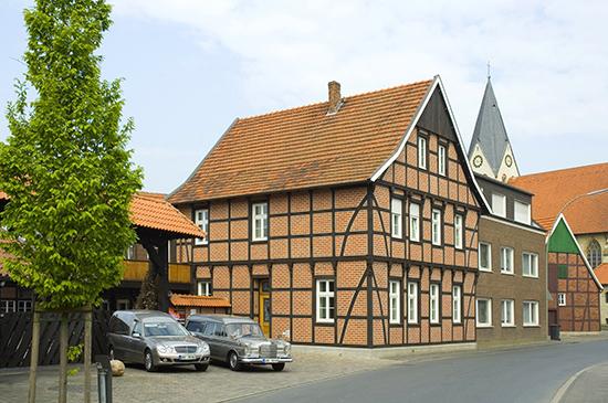 Stammhaus Ahlener Straße
